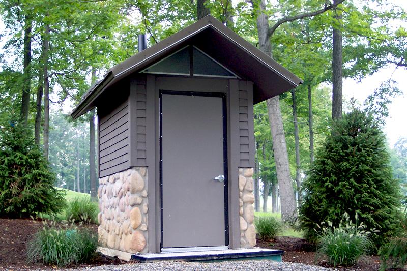 Restroom Structures - M54 Trailhead Series | Clivus ...